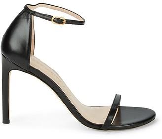 Stuart Weitzman Song Leather Sandals