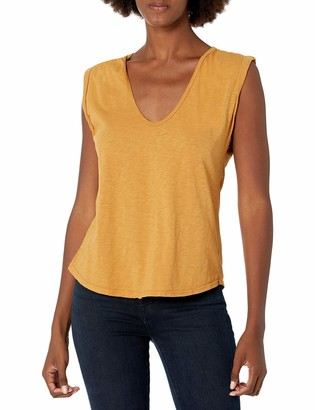 Velvet by Graham & Spencer Women's Jayden Scoopneck Muscle Tank