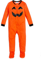 Family Pajamas Pumpkin Footed Pajamas, Baby Boys or Girls (12-24 months) & Toddler Boys or Girls (2T-3T), Created for Macy's