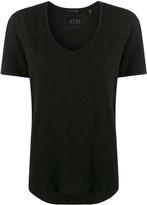 ATM Anthony Thomas Melillo short-sleeve flared T-shirt