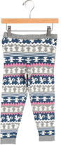 Little Marc Jacobs Girls' Patterned Stretch Knit Pants