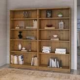 Andover Mills Morrell Standard Bookcase Color: Vintage Golden Pine