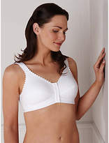 Royce 1010 Cotton Comfi-Bra, White
