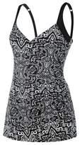 Zoggs Women's Bohemian Magic Wrap Swimsuit