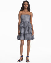 Strapless Tiered Dresses - ShopStyle