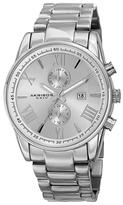 Akribos XXIV Alloy Chronograph Watch, 45mm