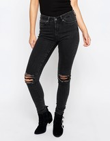 Noisy May Lucy Slim Jeans 34