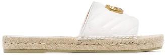 Gucci Espadrille Sandals