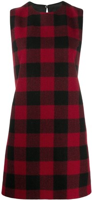 DSQUARED2 Gingham Check Dress