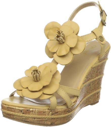 Wanted Women's Daisy Wedge Sandal