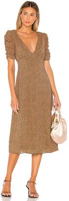 Majorelle Tamra Midi Dress