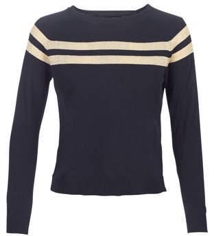 Only ONLAMELI women's Sweater in Blue