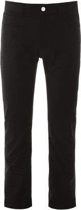 Raf Simons Basic Mid Rise Jeans