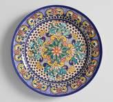 Pottery Barn Del Sol Round Serve Platter
