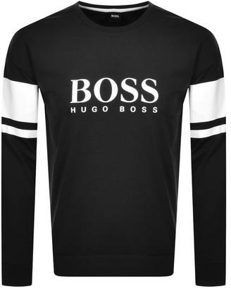 Boss Business BOSS Bodywear Authentic Sweatshirt Black