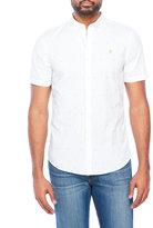 Farah Printed Button-Down Shirt