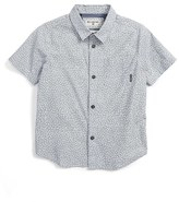 Billabong Toddler Boy's Dippin Shirt