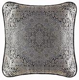 J Queen New York Bridgeport Medallion Tile Square Pillow