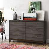 Howa 6 Drawer Double Dresser Trent Austin Design