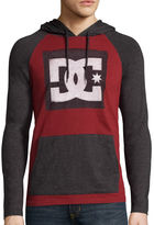 DC Co. Spray Tan Long-Sleeve Pullover Hoodie