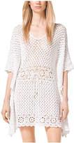Michael Kors Crochet Tunic Dress