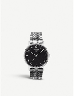 Tissot Women's Stainless Steel T109.410.11.072.00 Everytime Watch