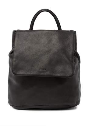 Baggu Leather Mini Backpack