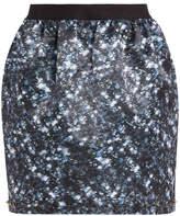 Markus Lupfer Vivian Sequin Print Skirt