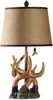 Bed Bath & Beyond Resin Antler Stump Table Lamp