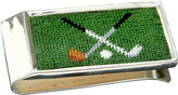 Smathers and Branson Golf Club Money Clip, Green