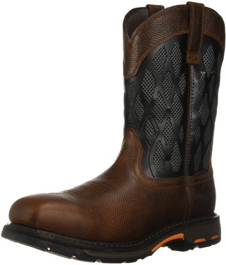 Ariat Work Men's Venttek Composite Toe Workhog Matrx Construction Boot