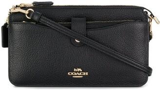 Coach Pebble Messenger bag