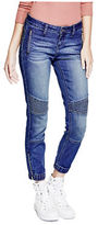 G by Guess GByGUESS Women's Chelinda Knit Denim Joggers
