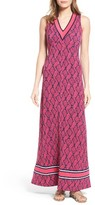 MICHAEL Michael Kors Women's Mamba Jersey Maxi Dress