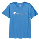Champion Boy's Heritage Logo T-Shirt