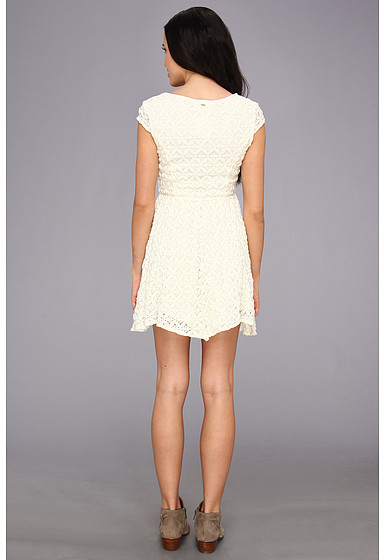 O'Neill Horizon Cap Sleeve Dress