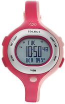 Soleus Women's Chicked 30-Lap Chronograph Watch