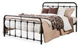 Design Studios Mandy Queen Platform Bed