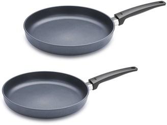 Woll Saphir Lite Induction Aluminium 2 Piece Fry Pan Set