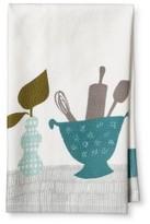 Room Essentials Blue Kitchen Textiles Towel