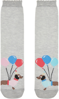 Accessorize Sausage Dogs At A Party Socks