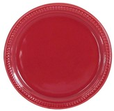 Threshold Camden Appetizer Plate Red Set of 4