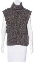 Etoile Isabel Marant Wool Sleeveless Turtleneck Sweater w/ Tags