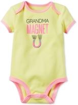 Carter's Grandma Magnet Bodysuit, Baby Girls (0-24 months)