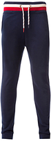 Hilfiger Denim Jersey Knit Jogging Bottoms, Black Iris