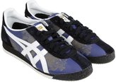 Onitsuka Tiger by Asics ASICS x BAIT x Bruce Lee Tiger Corsair Mens Blue Suede Sneakers 8.5