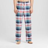 Merona Men's Woven Sleep Pants Red