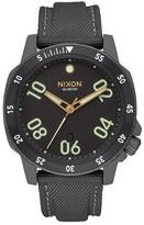 Nixon Men&s Ranger Nylon Watch