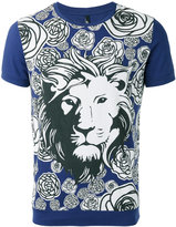 Versus all-over print T-shirt - men - Cotton - S