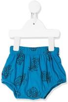 Bobo Choses pineapple print shorts